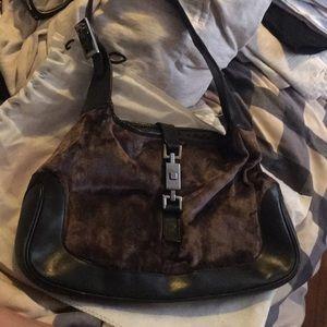 Gucci saddle bag